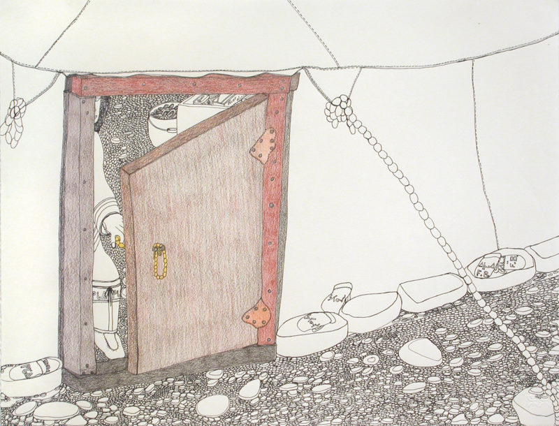 Shuvinai Ashoona Marion Scott Gallery